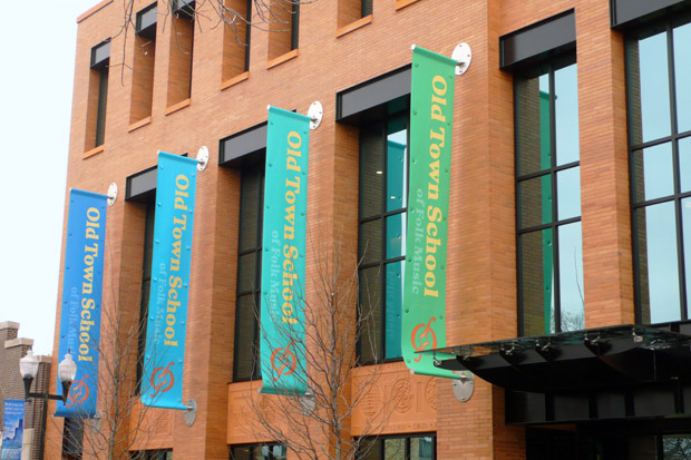 Old Town School of Folk Music Banners