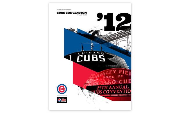 2012 Convention Program Cover
