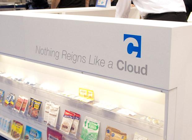 Ryt-Way Cloud Equipment Tradeshow Counter